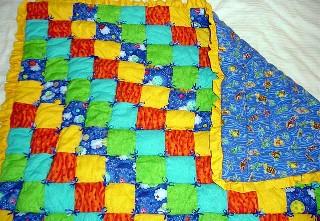 Jilly's quilt